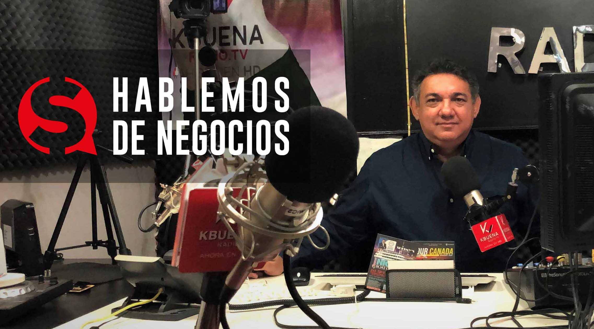 alfonso Parra Naissir - Hablemos de Negocios